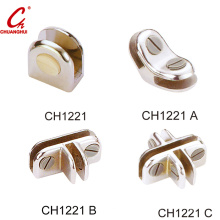 Accessoires matériels Serrure de porte en verre (CH1221)