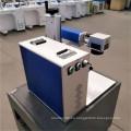 aluminium steel plastic fiber laser engraver for sale