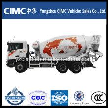 C & C 9m3 6X4 Camión mezclador de hormigón