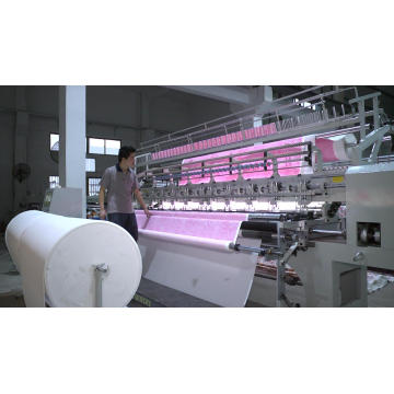 Hecho en China Multi-Needle Quilting Machine