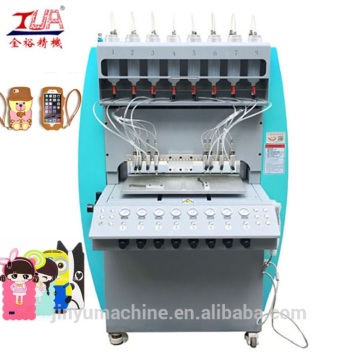 Silicone Multicolored Phone Cover Injection Machine