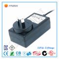 KS1203000 saa certified led power supply 12v 3a adaptor ac/dc 36 watt