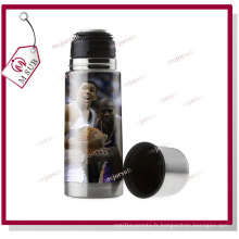 aspirateur inox 350ml bouteille d'eau par Mejorsub