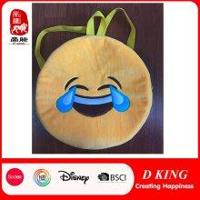 Hot Sale Emoji Products Qu'est-ce que APP Emoji sac à dos pour enfants
