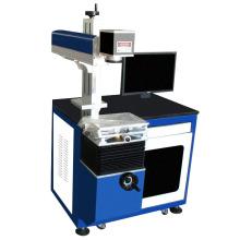 Láser de perforación y grabado de máquina / Fibra de láser de grabado y corte de la máquina