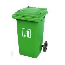 Moluld para plástico Plástico Dustbin PP HDPE Material plástico