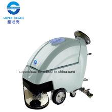 Machine de nettoyage au sol à double brouillard en 30 '' avec 2PCS Brushes