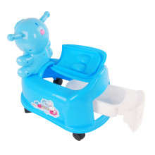 Animal Design Plastic Squatty Baby Potty
