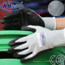 Защитные перчатки из нитрила с защитой от пальцев Nmsafety Palm