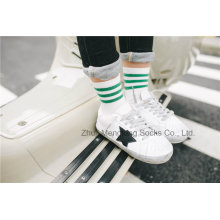 Litttle Girl Fashion Cotton Socks Stripes Designs