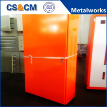 X15 telecom shelter outdoor electric steel cabinet ip65                                                                                                         Supplier's Choice