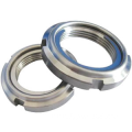 Small Round Nut metal Thin square nut