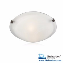60W E26 Flush mounting 12 Inch Ceiling Mounted LED Direct Indirect Lighting Luminaire