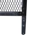 Высокопрочная стальная дверная решетка для домашних животных