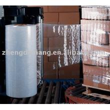 Película estirable de LLDPE / película de estiramiento de la máquina / película estirable de película jumbo