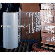 Película extensível de polietileno de alta densidade / filme estirável maquinado / com filme estirável jumbo