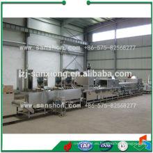Blancher / Máquina de esterilización para alimentos ensacados