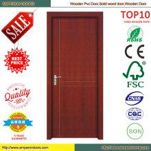 Fotos de puerta de madera de buena calidad calor transferencia