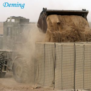 Military Sand Filled Welded Hesco Barrier