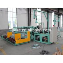 Máquina de engranzamento chain chain revestida plástica