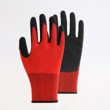 Firm Grip Cotton Knitted Work Gloves