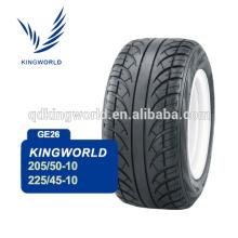 18*8.5*8 205*50*10 Cheap Golf Car Tires for Adults ,Golf Car Tyre Manufacturer