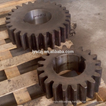 OEM High Precision Pinion Gear Made in China