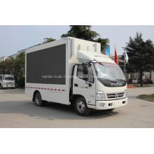 Camion publicitaire 4 × 2 LED