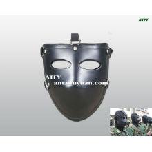 Máscara antibalas / escudo contra explosiones