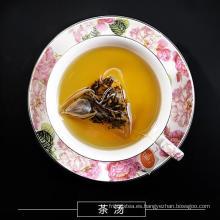 Bolso de té negro de Yunnan Dian Hong