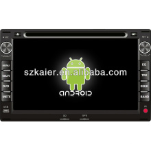 dvd do carro para Android sistema VW Passat / Crossfox