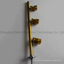 Luz flexible de oro del poste del proyector LED (DT-ZBD-001)