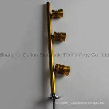 Золотой гибкий прожектор Светодиодный полюс (DT-ZBD-001)