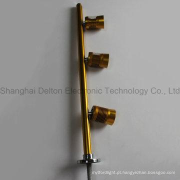 Golden Flexível Spotlight LED Pole Light (DT-ZBD-001)
