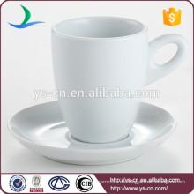 145ML elegante kundenspezifische Tasse Untertasse