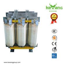 Enfriamiento de aire de baja tensión con transformador electrónico de 1000V