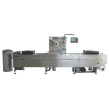 Dlz-320 Full Automatic Continuous Stretch Biscuit Vacuum Packaging Machine