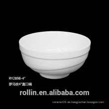 Porzellanschale, hochwertige Porzellanschale, Keramikschale aus ROLLIN