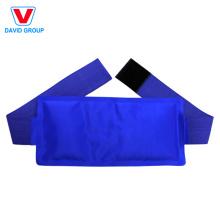 Relaxe o apoio frio macio frio da cintura do gel frio do bloco de nylon