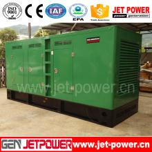 Generador diesel de 48kw 60kVA Doosan con el recinto