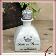 ceramic vintage soap dispenser