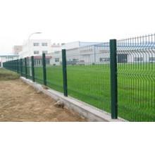 Les panneaux de clôture en PVC recouverts de PVC