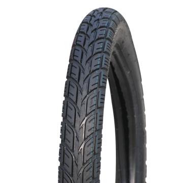 Neumático de la motocicleta sin tubo de caucho 60% calidad 300-18 sólo vender USD8.8