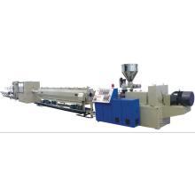 Máquina de extrusión plástica del tubo del dren del agua del PVC