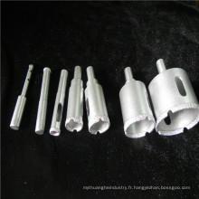 Haute qualité bon prix fritté diamant base forets