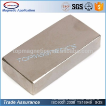 n42 50 x 25 x 12mm block ndfeb magnet permanet rare earth Neodymium magnet