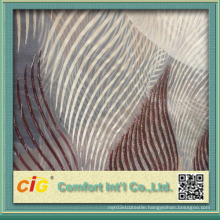 Popular Design Africa Market Plain Voile Curtain Fabric