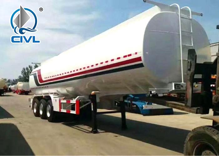 Fuel Tank Semi Trailer 7