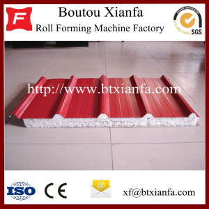 Sandwich Panel Bottom Roll Forming Machine Equipment