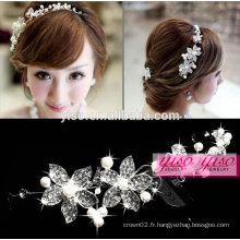 Accessoires de cheveux décoratifs de mode